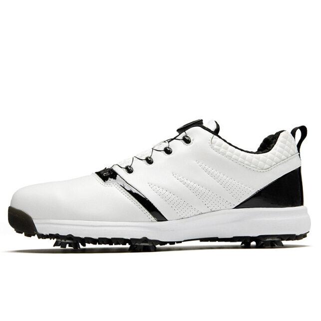 Giày Chơi Golf GB Cho Nam, Giày Thể Thao Golf Chuyên Nghiệp Có Khóa Xoay Ngoài Trời Có Thể Tháo Rời giá rẻ