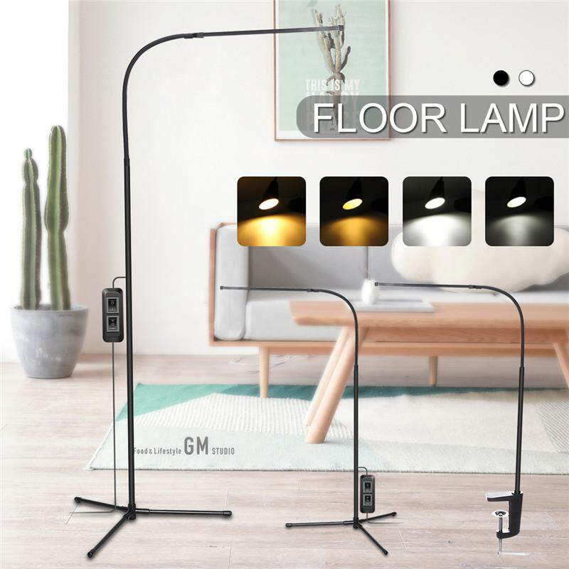 【Free Shipping + Flash Deal】 1000LM Adjustable LED Floor Lamp Light Standing Reading Home Office Dimmable