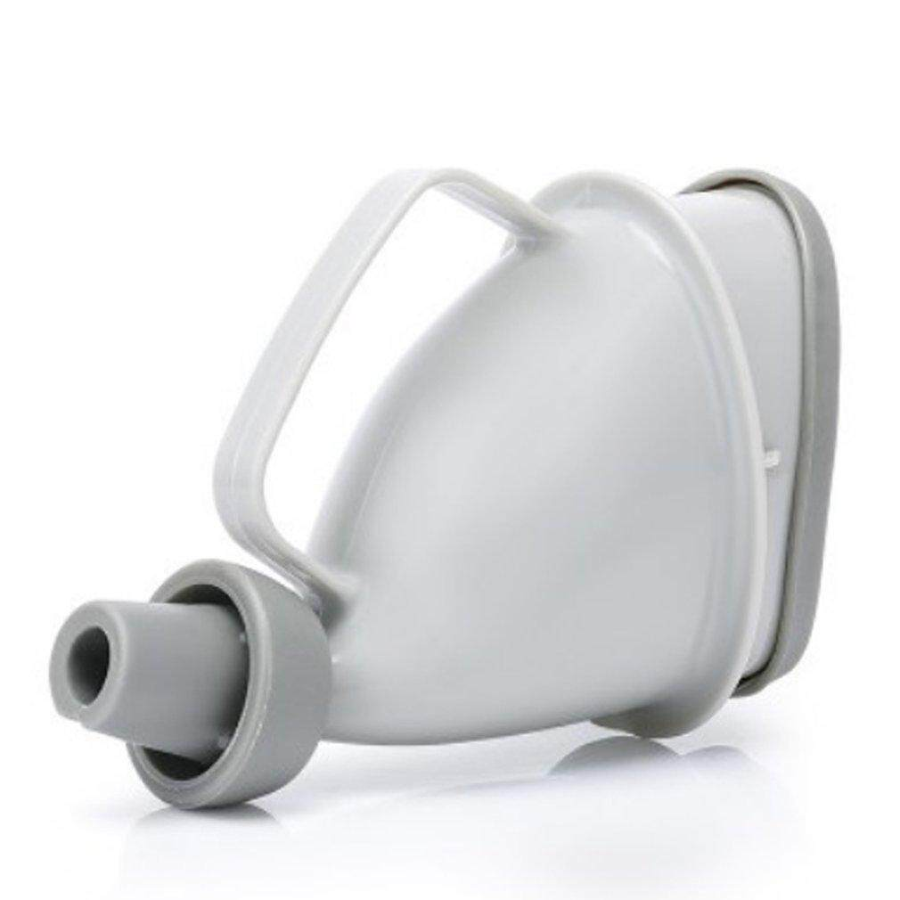 Allwin Unisex Urinal Portable Toilet Perjalanan Perjalanan Mobil Luar Toilet Darurat