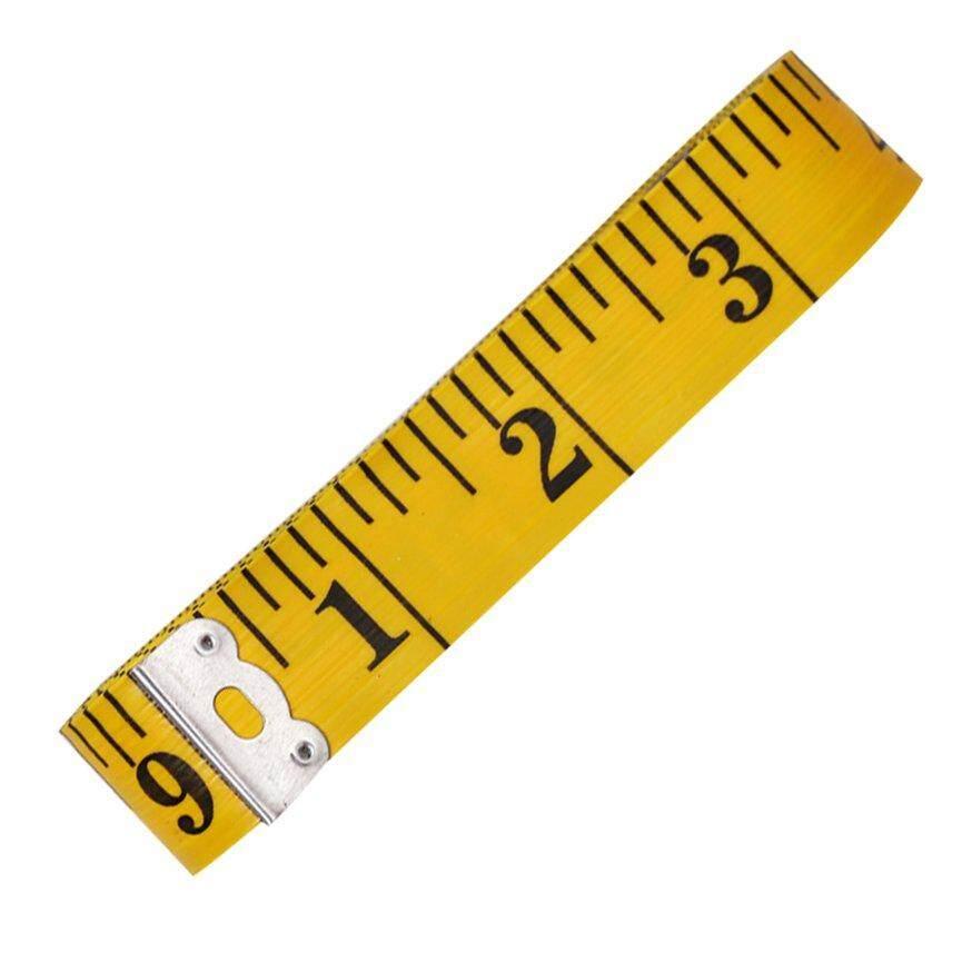 Mua Top Bán Vàng Lớn da thước dây đo inch mềm thước dây may Băng