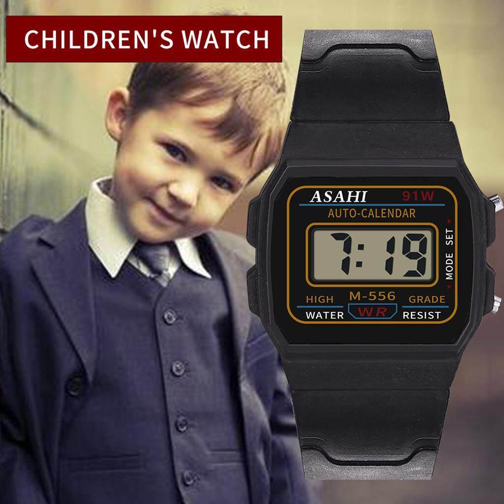CNB2C Hot Sale Luxury Children Analog Digital Sport LED Waterproof Wrist Watch New Malaysia