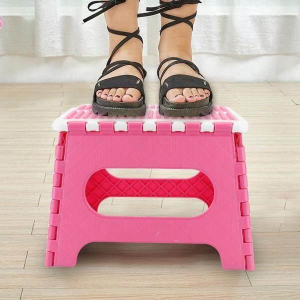 Thick Plastic Folding Stool Small Chair Advanced Portable Massage Stool 29*22*22cm