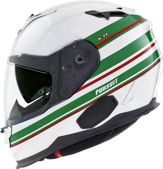 NEXX X.T1 - PURSUIT WHITE/GREEN/RED