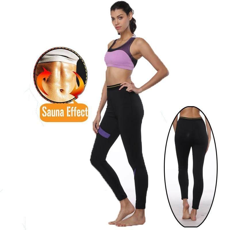 f8dabd79d7fe0 NINGMI Slimming Pant for Women Workout Legging Activewear Tight Leggings  High Tummy Body Shaper Sports Pants
