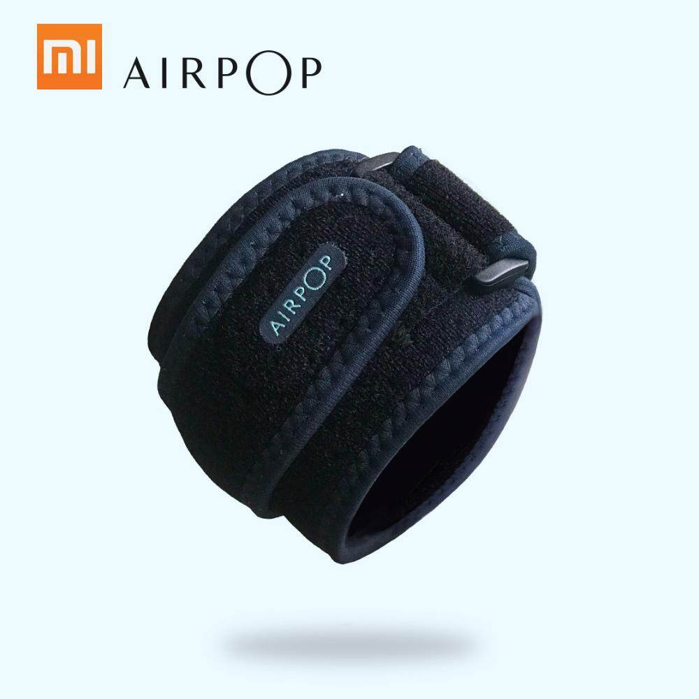 Xiaomi Mijia AIRPOP Sport Elbow Support Guard Pads Adjustable Hand Protective Strap Arm Sleeve Elbow Brace For Basketball Tennis Gym 1pcs/lot