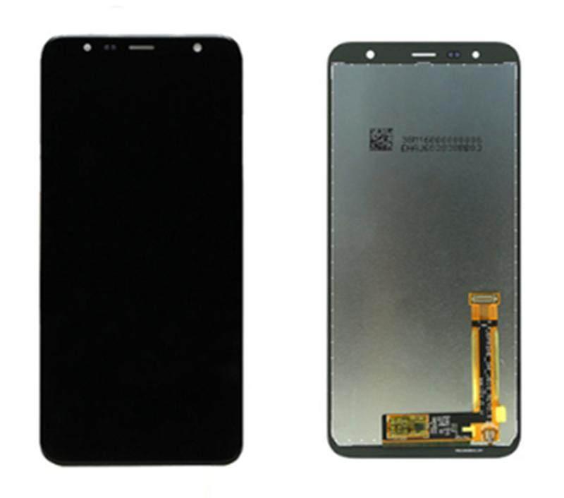 LCD Layar Pendigit untuk Samsung Galaxy J4 Plus J4 + Layar LCD Lengkap Panel Layar Sentuh Digitizer Perbaikan Parts 6.0 Inches