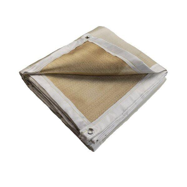Heavy-Duty Fiberglass Fire Retardant Blanket, 2m*3m – Small Welding Fireproof Thermal Resistant Insulation