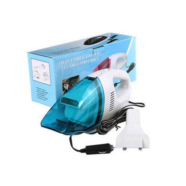High Power 12V Portable Mini Car Wet And Dry Car Vacuum Cleaner