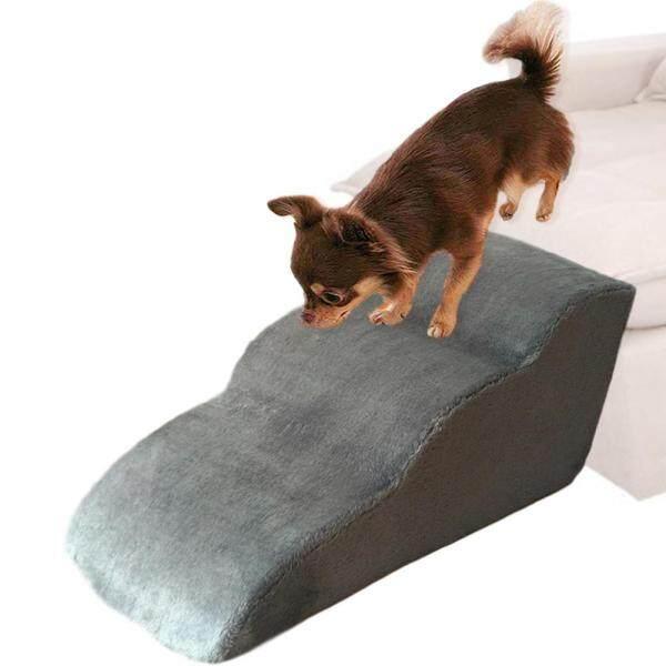 Cầu Thang Dốc Vải Flanen 3 Lớp Cho Chó, Bậc Thang Cho Thú Cưng Bậc Thang Sofa Giường Cho Chó Mèo Đồ Dùng Cho Thú Cưng Cỡ Nhỏ