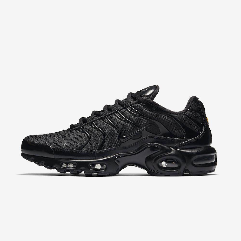 96bae88812 NIKE_AIR MAX PLUS 604133-050 TRIPLE BLACK TUNED AIR TN 97 98 VAPORMAX