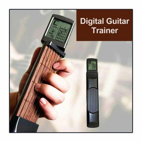 Dụng Cụ Luyện Hợp Âm Guitar Bỏ Túi 2020 Sáu Lớp Với Màn Hình Hiển Thị Phụ Kiện Đàn Ghi Ta Lưới Đánh Bại Leo Núi Thực Tế Túi Guitar