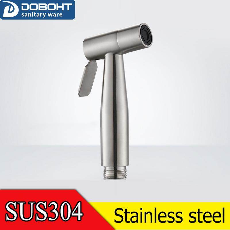 Doboht Bathroom Sus304 Stainless Steel Handheld Spray Toilet Bidet Rinse By Doboht Sanitaryware.