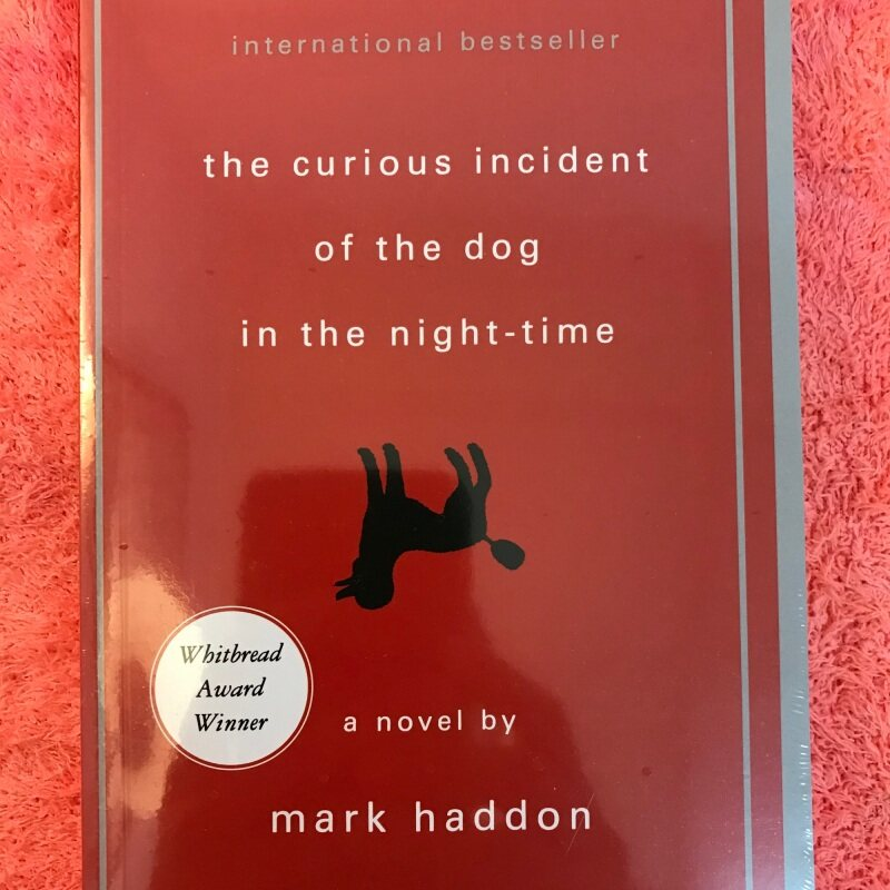 (Ready Stock) The Curious Incident Of The Dog In The Night-Time Malaysia