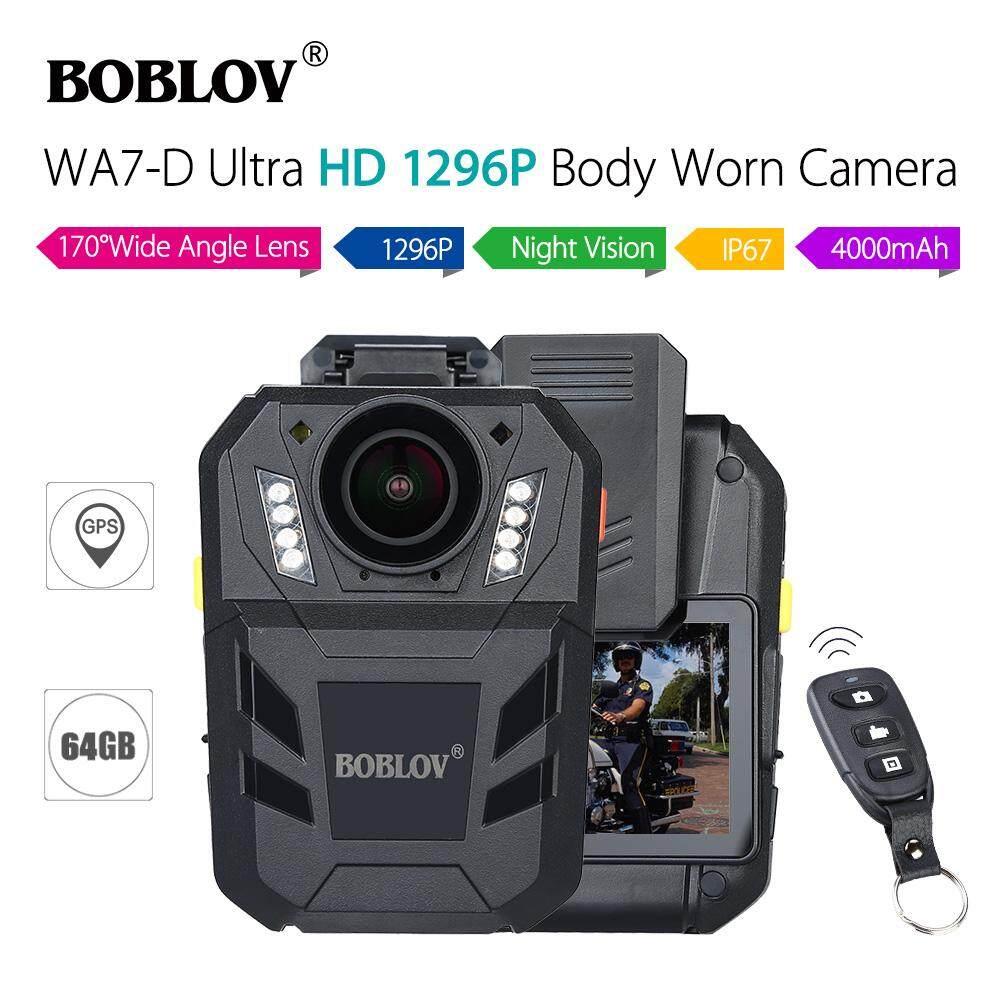 BOBLOV WA7-D Ultra HD 1296P 32/64GB 2 0
