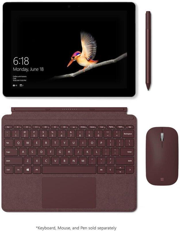 New Microsoft Surface Go (Intel Pentium Gold, 8GB RAM, 128GB) Malaysia