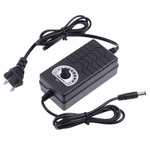 Bảng giá Bộ chuyển đổi nguồn điện AC sang DC 48W 1-24V bộ điều chỉnh nguồn điện Volt (màu đen phích cắm theo tiêu chuẩn Hoa Kỳ) - INTL