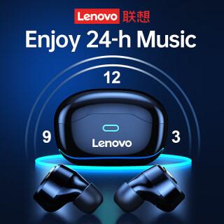 Tai Nghe Bluetooth Không Dây Thực Sự Lenovo X18 TWS Bluetooth 5.0 Nút Tai Siêu Nhẹ, Tuổi Thọ Pin Dài, Nút Cảm Ứng, Tai Nghe Thể Thao Chống Nước. thumbnail