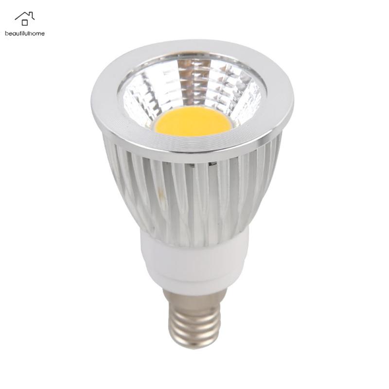 E14 Bóng Đèn LED AC85-265V Đèn Led COB Đèn Chiếu Sáng 15W Trang Trí Nhà Cửa