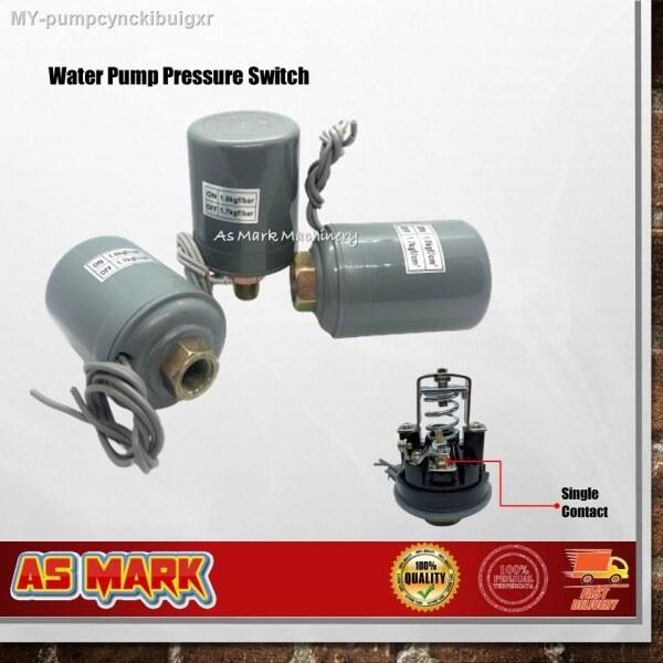 Pressure Switch 1 4  3 8  Female   Male Thread Water Pump Automatic Switch Inner Thread Dalam  Penasonic Hitachi