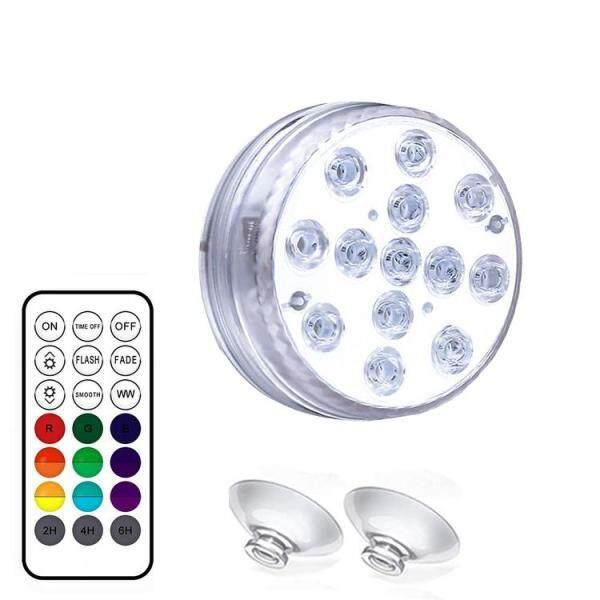 Đèn LED Bể Bơi KL 13, Đèn Bể Cá Điều Khiển Từ Xa Chống Nước IP68