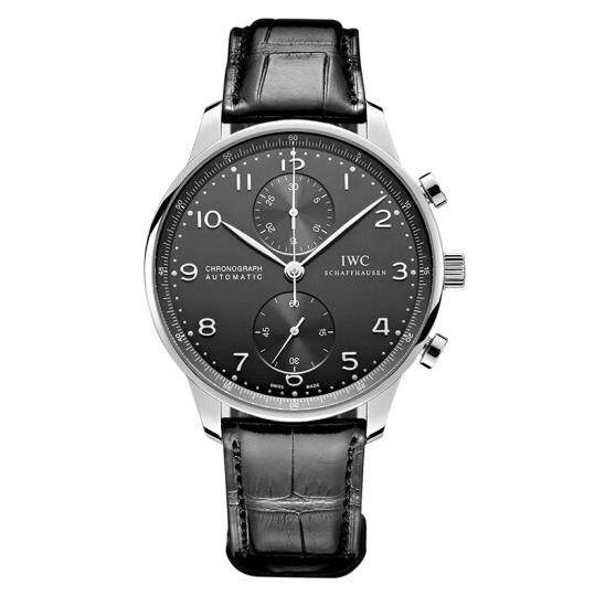 IWC_ Swiss Watch Portuguese Series Mechanical Men's Watch IW371447
