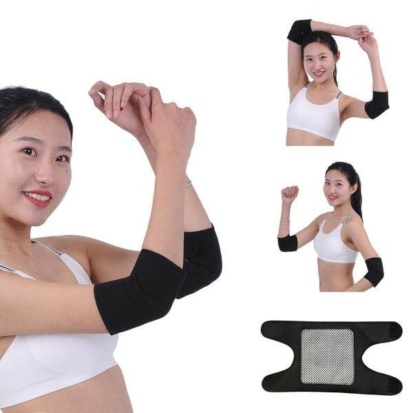 Self Heating Arm Pads Magnetic Therapy Tourmaline Elbow Wrist Belt Pain Relief