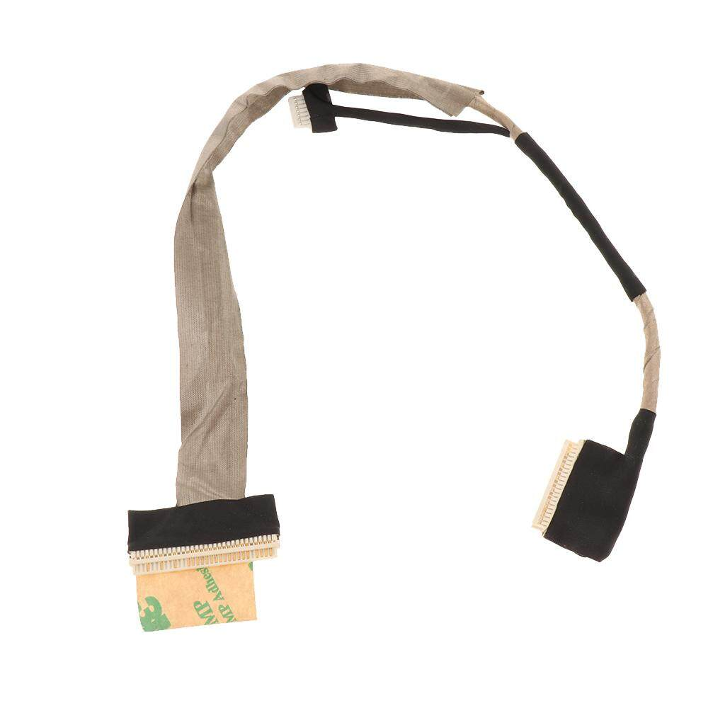 Keajaiban Bersinar LCD Laptop LVDS Display Kabel Lentur Perangkat Perbaikan untuk Acer 5516 5517 5732