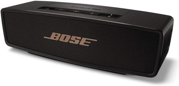 Bose SoundLink Mini II Bluetooth Speaker (Special Edition, Black) Singapore