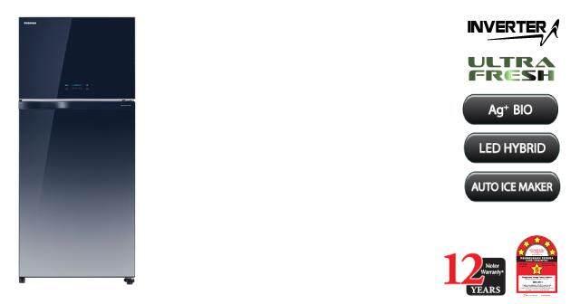 2019 NEW MODEL TOSHIBA 661L 2DOOR INVERTER FRIDGE GR-AG66MA (GG)