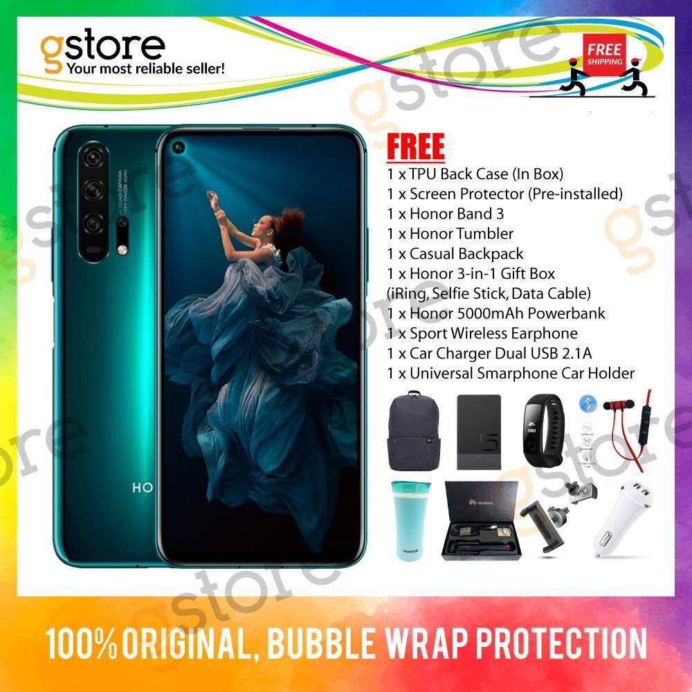 Honor 20 Pro [256GB ROM/8GB RAM] 2 Years Warranty by Honor Malaysia + FREE  GIFT