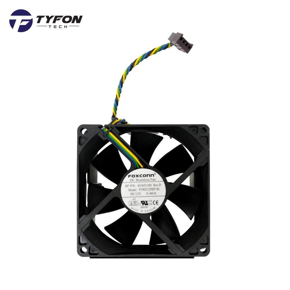 HP 6000 8000 SFF CPU Cooler Fan 4-Pin 92*92*25mm PVA092G12H (Refurbished)