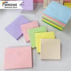 Màu Kẹo Winzige, Giấy Ghi Chú, Giấy Ghi Nhớ Màu Trơn Sinh Viên Văn Phòng Phẩm