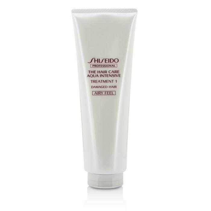 Shiseido The Hair Care Aqua Intensive Treatment 1 - # Airy Feel (Damaged Hair) 250g/8.5oz