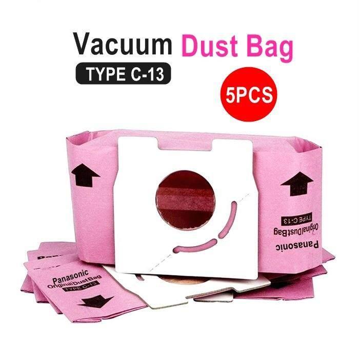 Vacuum Cleaner Bag Dust Bag C-13 Replacement Panasonic