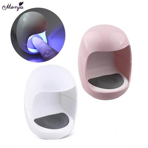 3 Wát Xách Tay Nail Art Mini Q Phong Cách USB Gel Ba Lan Máy Sấy Egg Shape UV LED Chữa Đèn Máy Công Cụ Làm Móng Tay cao cấp