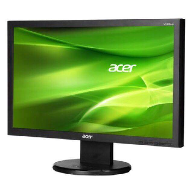 (Refurbished) ACER V193HQL 19 Wide LCD Monitor Malaysia