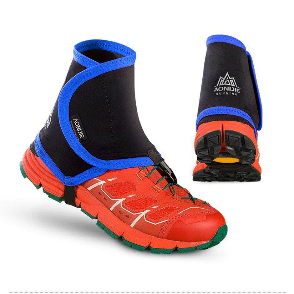 Best Sales Outdoor Unisex High Trail Reflective Gaiters Protective Sandproof Shoe Covers
