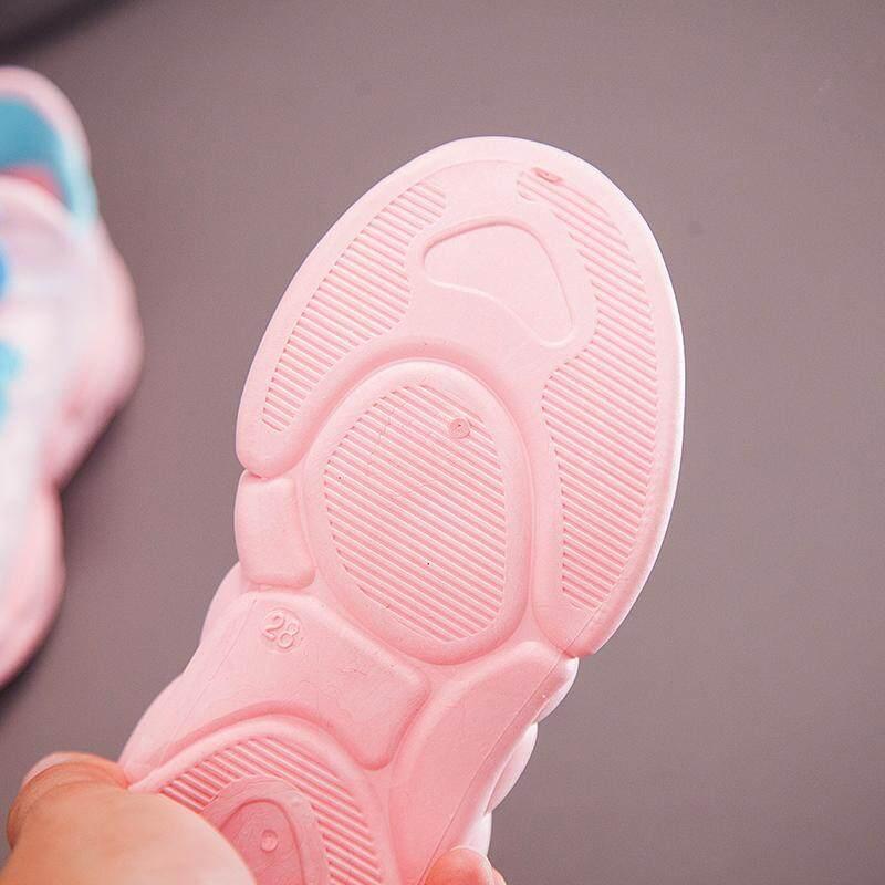 Trẻ Em Size 21-32 Giày Cao Su Cho Bé Gái Bán Đen Trường Giày Trẻ Em Bé Gái Giày dành Cho Trẻ Em Bé Trai Trẻ Em Thể Thao Sepatu Anak Bayi Laki Laki Sepatu Sekolah Anak Perempuan TK Trẻ Sơ Sinh Giày 10