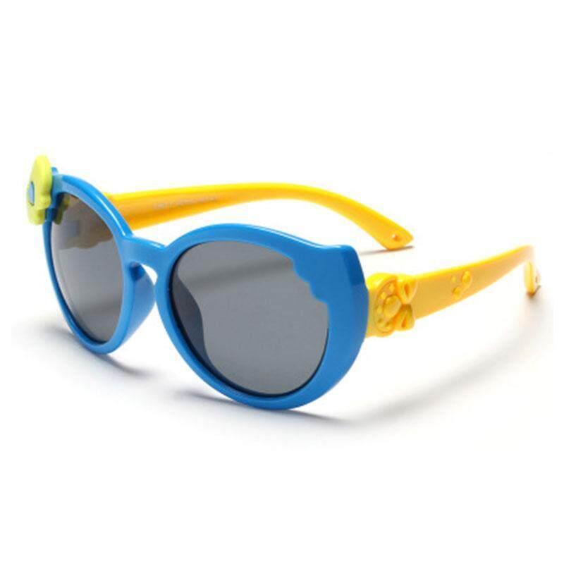 Mua ZadaMall Thời Trang Tiktok Kính Bán!!!!!!!!! kính mát Kid Nơ 6 Phong Cách TẮC Cô Gái PC Ánh Sáng Phân Cực 6 Màu Bọc