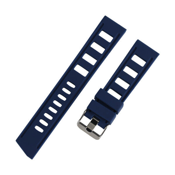AIKEN 20mm 22mm Rubber Silicone Bracelet Strap Watch Band Accessory Replacment Malaysia