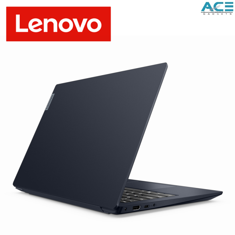 Lenovo Ideapad S340-14IWL 81N700U0MJ / S340-14IWL 81N700U1MJ / S340-14IWL 81N700TYMJ Notebook *Pink/Grey/Blue* (i3-8145U/4GB DDR4/256GB PCIe/Intel/14 HD/Win10+Office H&S) Malaysia