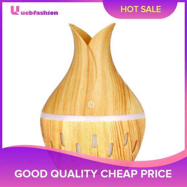 Petal Humidifier Aromatherapy Essential Oil Diffuser Home Mist Maker with Light Office desktop Singapore