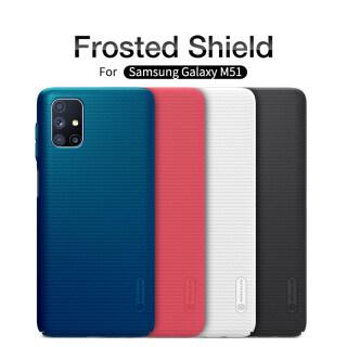 Ốp Lưng Nillkin Mờ Ốp Điện Thoại Di Động Cho Samsung Galaxy M51 Super Frosted Shield Ốp Lưng Nhựa Siêu Mỏng Ốp Cứng PC thumbnail