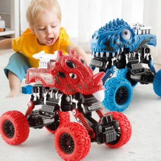 Đồ Chơi Ô Tô Trẻ Em Xe Tải Quái Vật Quán Tính SUV Xe Khủng Long Lực Ma Sát Siêu Xe Bé Trai, Đồ Chơi Trẻ Em Xe Tải Blaze thumbnail