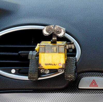 Dụng Cụ Khử Mùi Xe Ô Tô Robot Hoạt Hình Kẹp Cố Định Máy Dàn Mùi Hương Dễ Thương Trang Trí Ô Tô Nội Bộ Hương Thơm Mùi Máy Lọc Không Khí Phụ Kiện