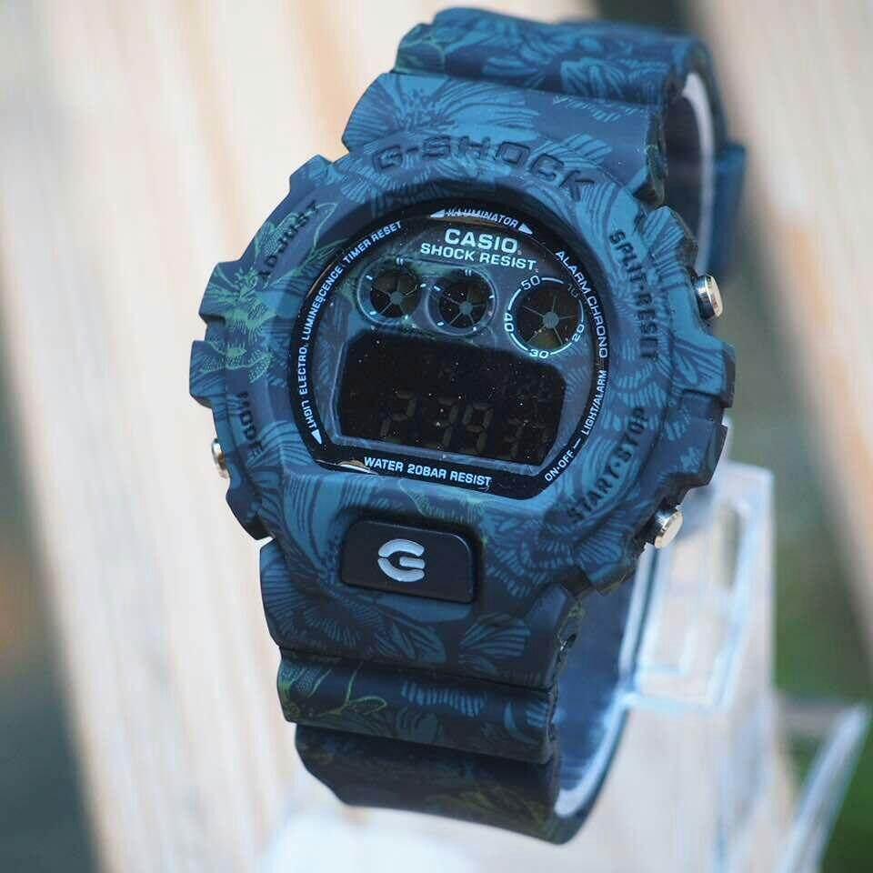 CASUAL_CLASSIC BRAND_G_SHOCK FLORA HIGH QUALITY Malaysia