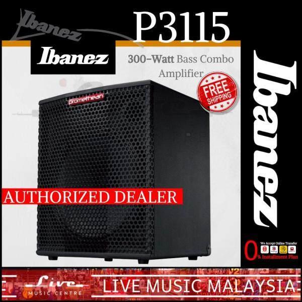 Ibanez P3115 Promethean Bass Combo Amplifier (P3115E/P3115-E) Malaysia