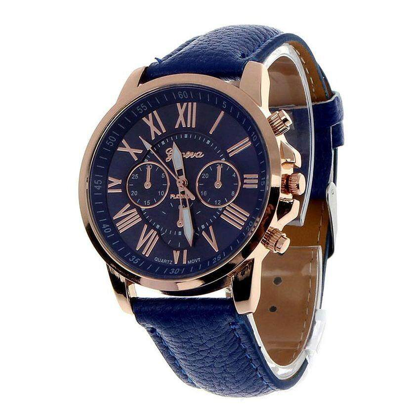 Fashion Roman Numerals Analogquartz Wrist watch Malaysia