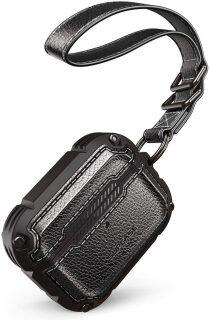 Hộp đựng tai nghe không dây SUPCASE có dây đeo cổ tay bảo vệ cho Airpod Pro Airpod 1 2 - INTL thumbnail