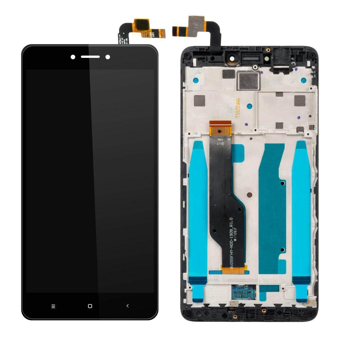 AAA LCD Kualitas + Frame untuk Xiaomi Redmi Note 4X Layar LCD Layar untuk Redmi Note 4 Versi Global LCD Hanya untuk snapdragon 625